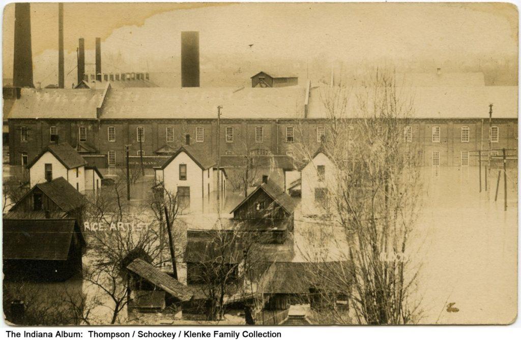 Wabash Paper Company Wabash Indiana